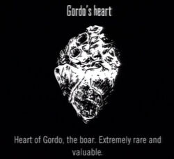 Animals Gordo Heart