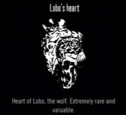 Animals Lobo Heart