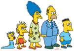 The Tracey Ullman Simpsons