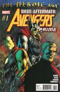 Avengers Prime Vol 1 1
