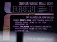 Inheritance passenger manifest 3