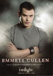 1 Emmett Trading Card