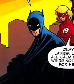 BATMAN BATMAN BATMAN! Batwoman_Earth-11_001