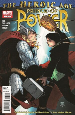 Heroic Age Prince of Power Vol 1 2