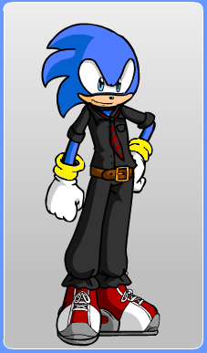 Future Warp the Hedgehog