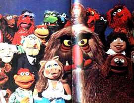 POP MUPPETS!