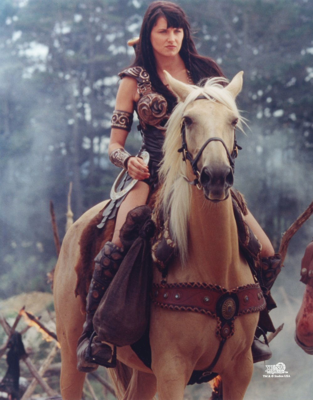 Image - Xena and Argo vEndgame.jpg - The Xena: Warrior ...