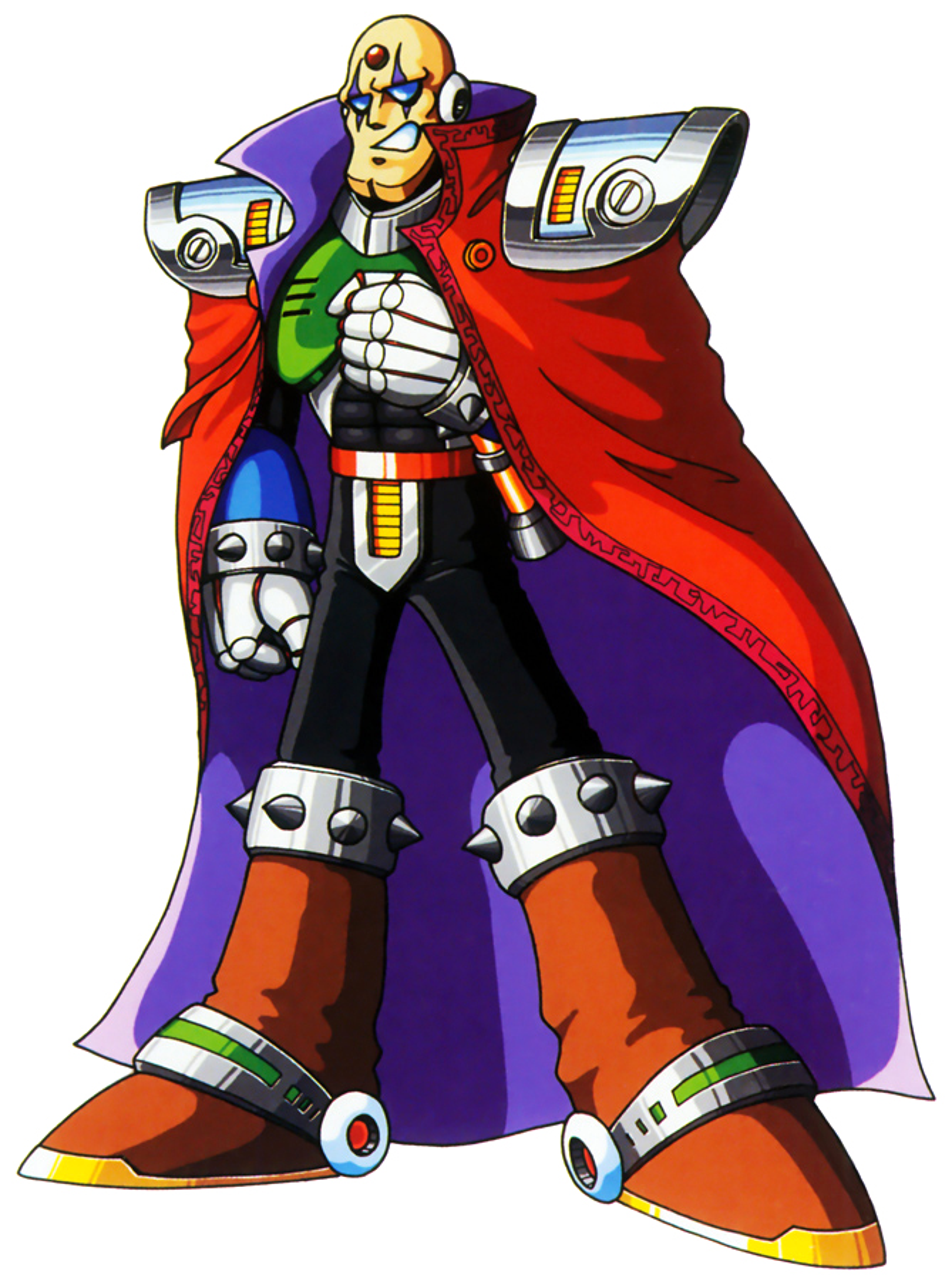 Sigma - MMKB, the Mega Man Knowledge Base - Mega Man 10 ...