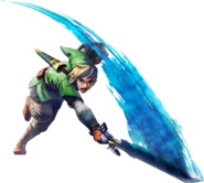 Link Artwork 1 (Skyward Sword)