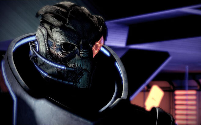 Disayle's Characters 658px-Garrus_Loyal