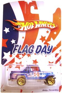 2010 FlagDay Card