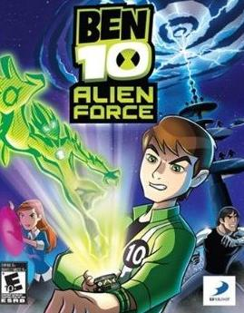 Ben 10 Alien Force The Video Game Is Based On Show
