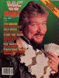May 1989 - Vol. 8, No. 5