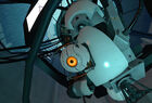 GLaDOS&#39; Curiosity Core attached