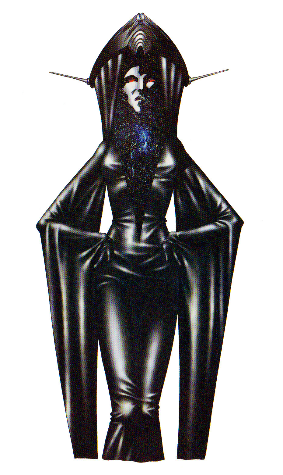 Nyx As Kylie Dupes For 10: Megami Tensei Wiki: A Demonic Compendium Of Your