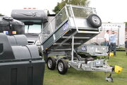 Ifor Williams twin axlr tipping trailer - IMG 0132