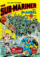 Sub-Mariner Comics Vol 1 1