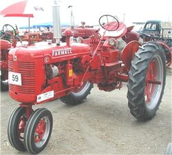 McCormick-Deering Farmall C 1949