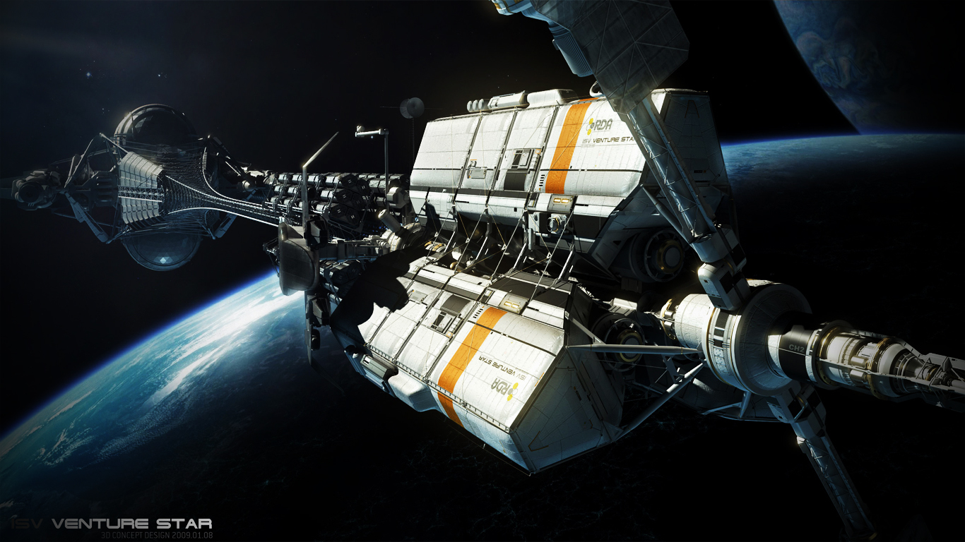 New Nasa Designs For A Reusable Manned Deep Space Craft Nautilus X