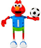 Kick it elmo knex