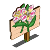 Alstroemeria Lilly Mastery Sign-icon