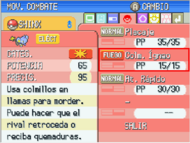 Shinx recien nacido