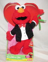 Sesame Street plush (Fisher-Price)