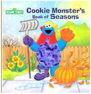 Cookie Monster&#39;s Book of Seasons