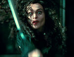 Bellatrix throwing knife
