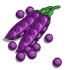 Purple Podded Pea-icon