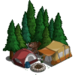 Forest Campsite-icon