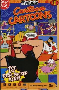 Cartoon Cartoons Vol 1 1