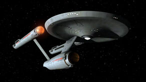 USS Enterprise (NCC-1701), ENT