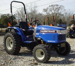 Farmtrac 270 DTC MFWD-2005