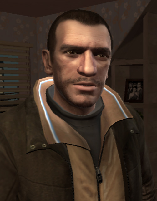 Main Role Play (S.U.) NikoBellic-GTAIV