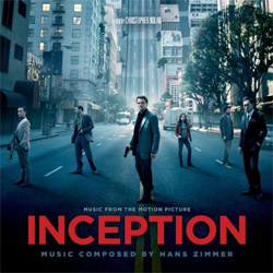 Inception OST Front Cover