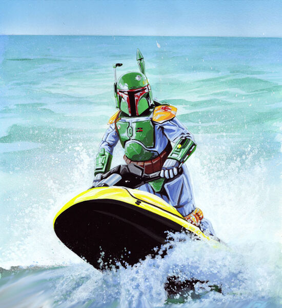 Boba Fett of the Sea