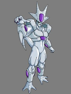 5th form frieza