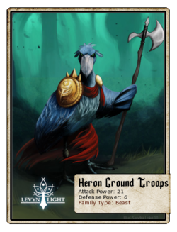 Heron Ground Troops
