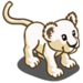 White Lion Cub-icon