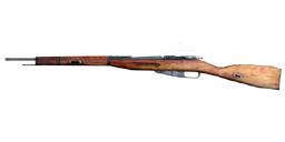 Mosin-Nagant menu icon CoD1