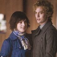 Alice Cullen &amp; Jasper Hale