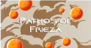 Pathos of Frieza