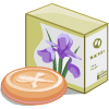 Iris Soap-icon