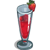 Strawberry &amp; Cranberry Juice-icon