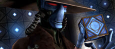 Cad Bane holocron