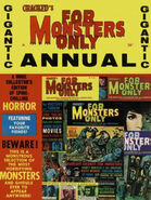 For Monsters Only Annual