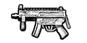 MW2 Pickup MP5k