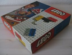 020-Basic Building Set in Cardboard