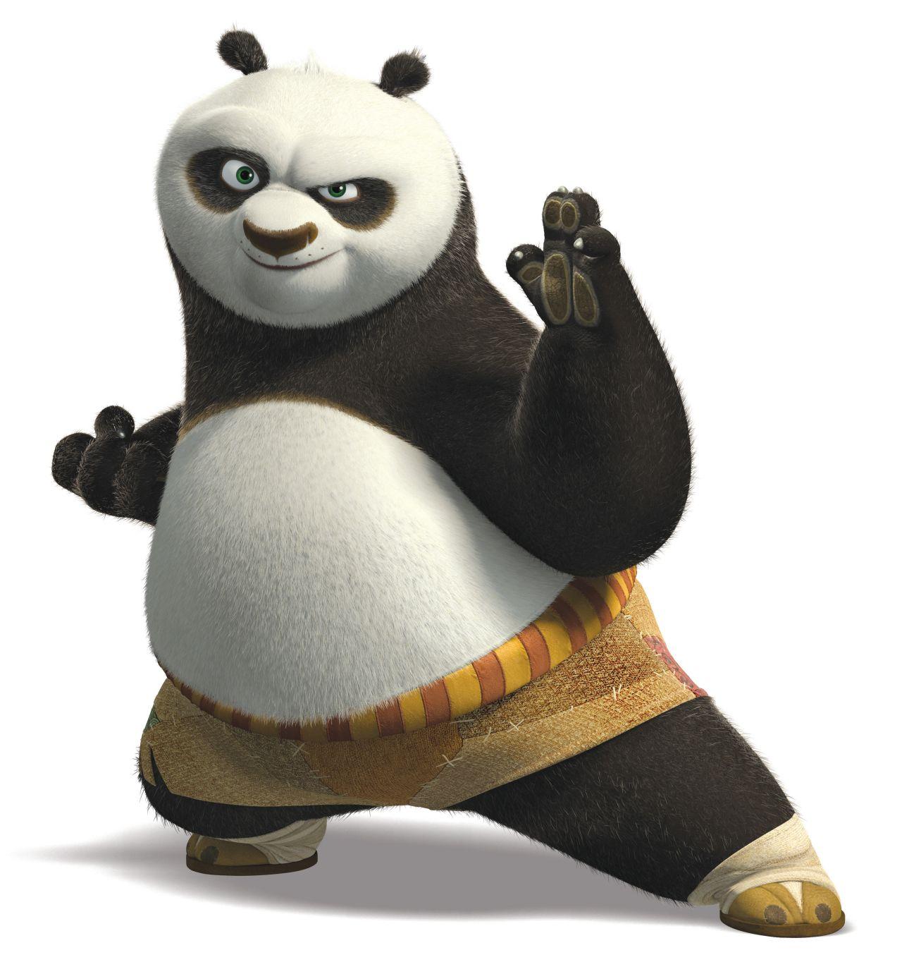 kung fu pamda 2